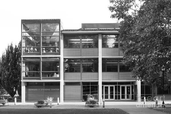 Photograph - George Fox University Edward Stevens Center by University Icons