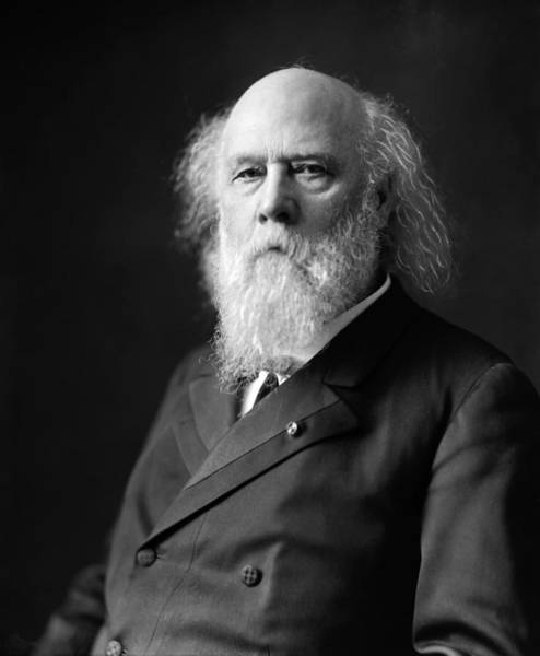 Melville Photograph - George Melville (1841-1912) by Granger