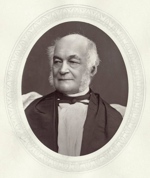 Moberly Photograph - George Moberly (1803-1885) by Granger