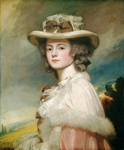 Romney Painting - George Romney, Mrs by Quint Lox