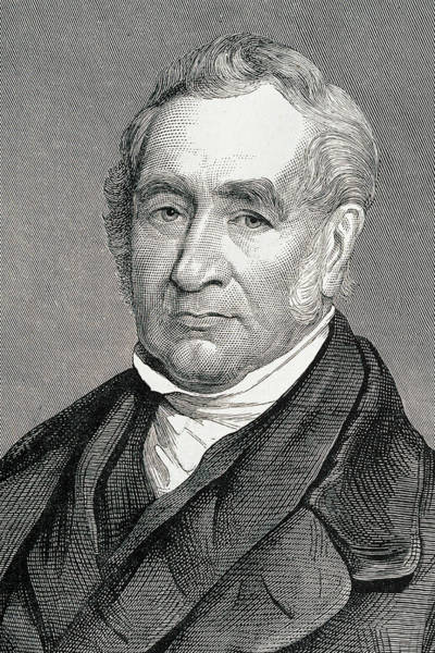 Wall Art - Photograph - George Stephenson by George Bernard/science Photo Library
