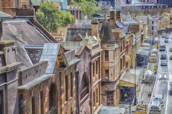 Wall Art - Photograph - George Street The Rocks by Sheila Smart Fine Art Photography