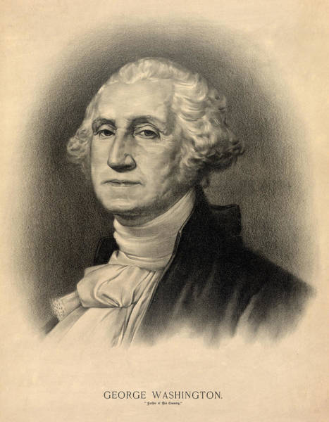 Wall Art - Photograph - George Washington by Bill Cannon