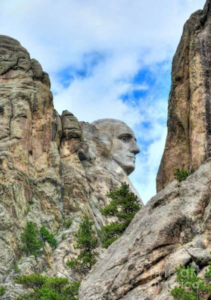 Photograph - George Washington Rocks by Mel Steinhauer