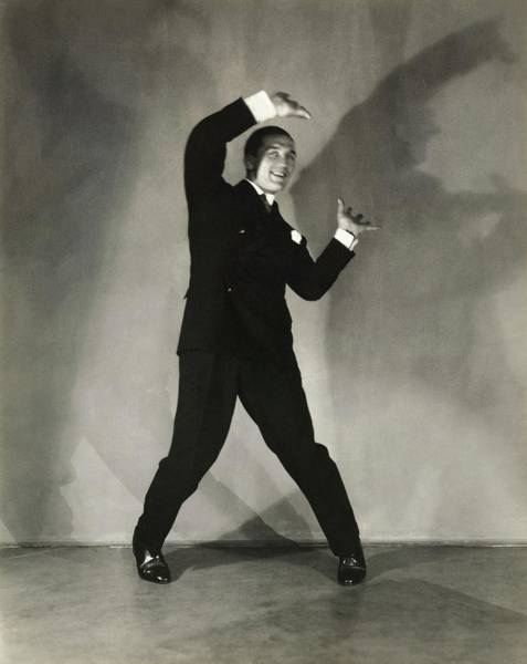 Wall Art - Photograph - Georges Carpentier Dancing by Charles Sheeler