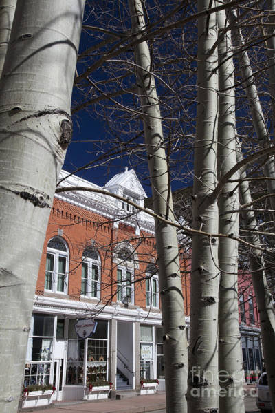 Photograph - Georgetown Colorado by Jim West