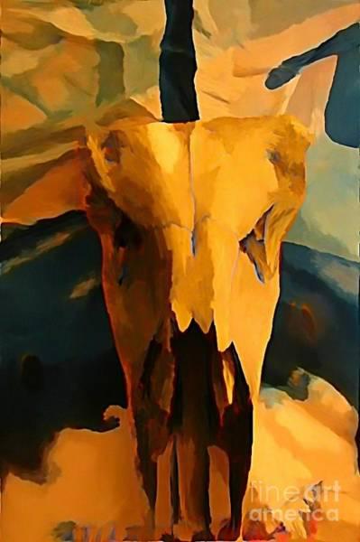 Art In Canada Painting - Georgia O'keeffe Influence In Nova Scotia Canada by John Malone