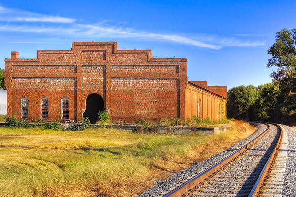 Photograph - Georgia Past - Old Cotton Warehouse - Byromville by Mark Tisdale