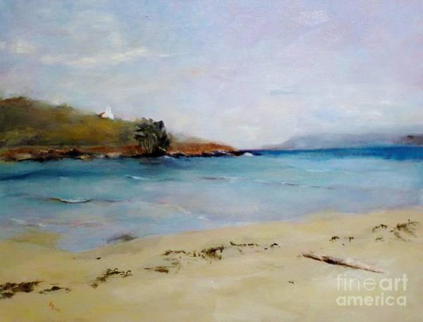 Painting - Georgioupolis Delta by Karina Plachetka