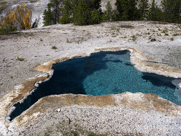 Photograph - Geothermal Magical Pool by Brenda Kean