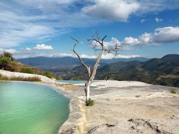 Deposit Photograph - Geothermal Pool by Daniel Sambraus