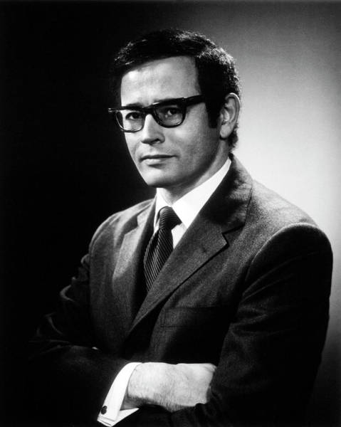 1972 Photograph - Gerald Edelman by National Library Of Medicine