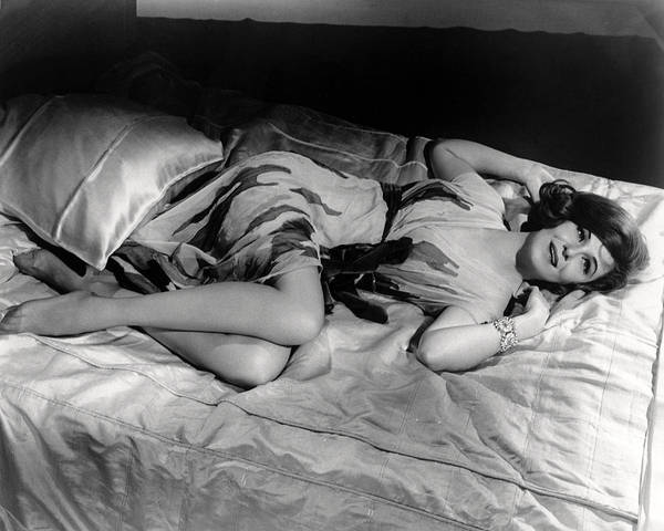 Sweet Bird Photograph - Geraldine Page In Sweet Bird Of Youth  by Silver Screen