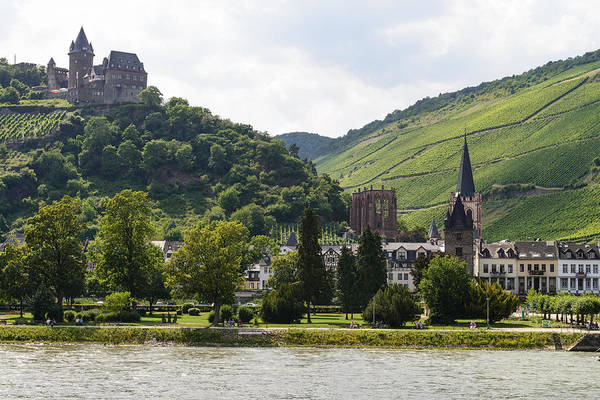 Photograph - German Landscape by John Johnson