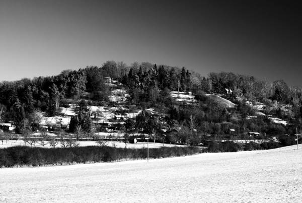 Photograph - Winter Countryside by Miguel Winterpacht