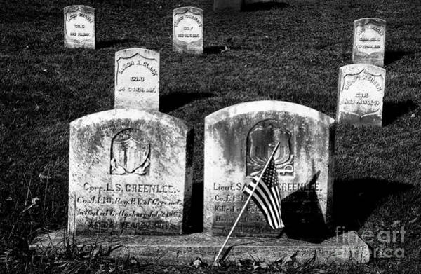 Photograph - Gettysburg Dead by Paul W Faust -  Impressions of Light