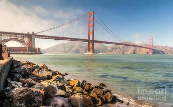 Photograph - Gg Bridge  by Charles Garcia