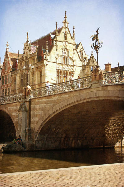 Wall Art - Photograph - Ghent by Photo By Stefanie Senholdt