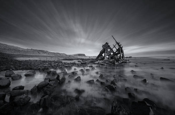 Wall Art - Photograph - Ghost Ship by Fei Shi