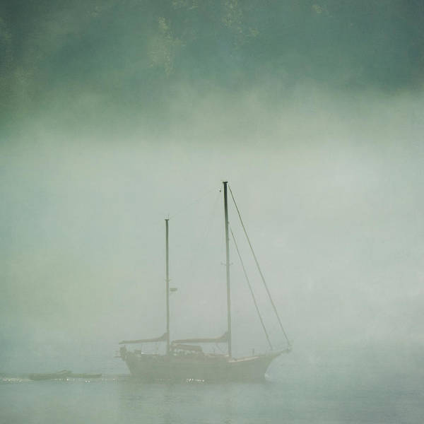 Photograph - Ghost Ship by Sally Banfill