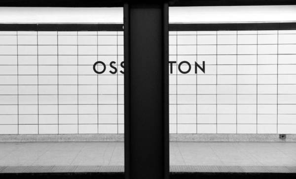 Wall Art - Photograph - Ghost Station by Valentino Visentini