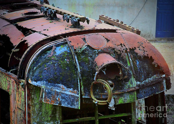 Photograph - Ghost Train by Carlos Alkmin