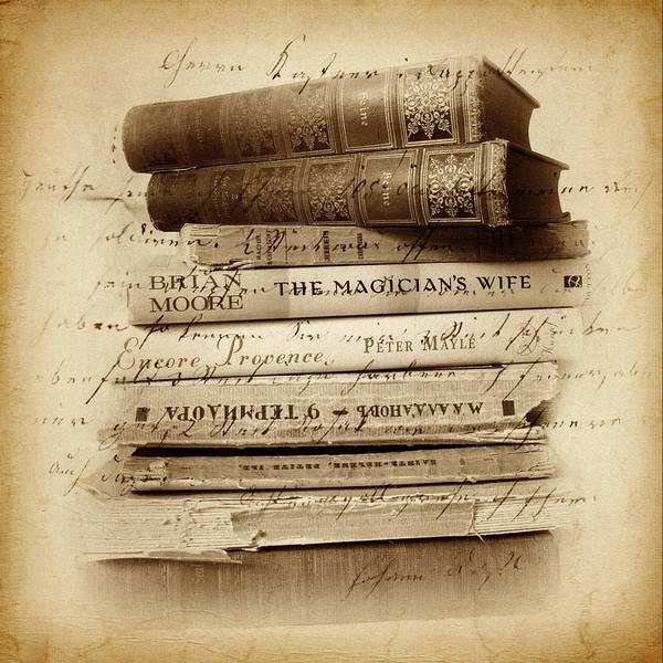 Wall Art - Photograph - Ghost Writer by Jessica Jenney