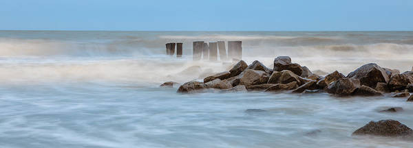 Photograph - Ghostly Tide by Keith Allen
