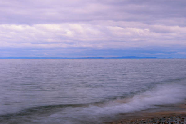 Photograph - Ghosts Of Whitefish Point by Rachel Cohen