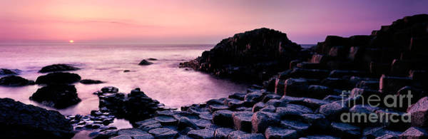 County Antrim Wall Art - Photograph - Giants Causeway 3 by Rod McLean