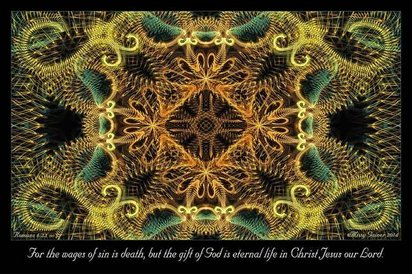 Digital Art - Gift Of God by Missy Gainer