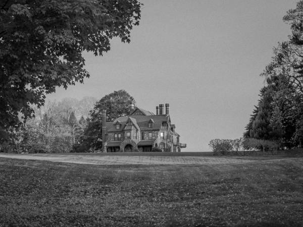 Photograph - Gilded Age Mansion by Brian MacLean