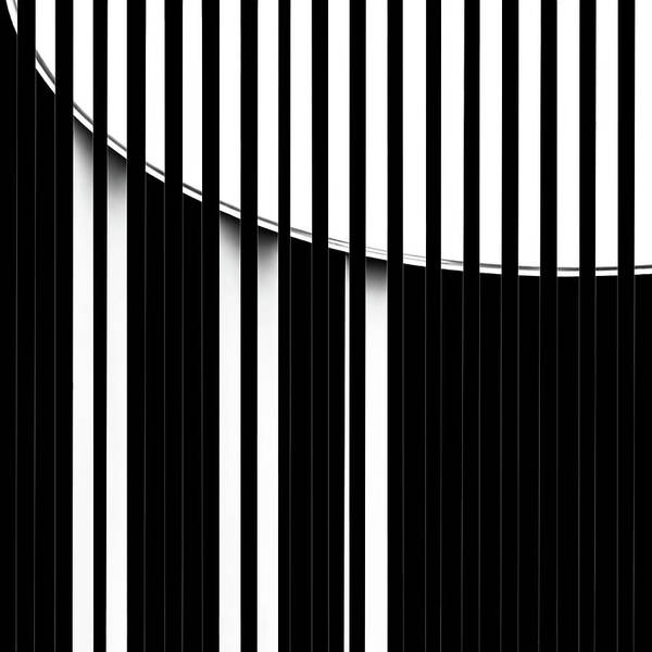 Barcode Wall Art - Photograph - Gils' Piano by Gilbert Claes