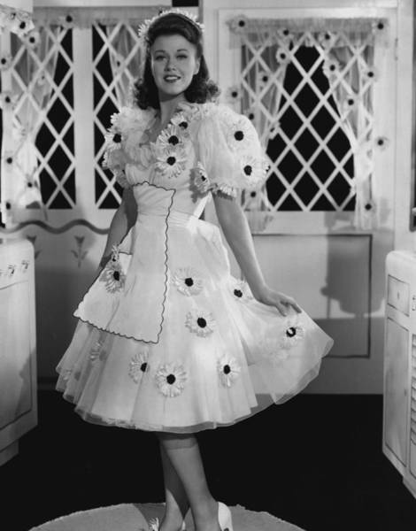 Rancho Mirage Photograph - Ginger Rogers by Retro Images Archive
