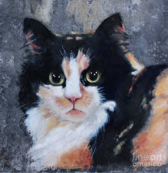 Painting - Ginger by Wendy Ray