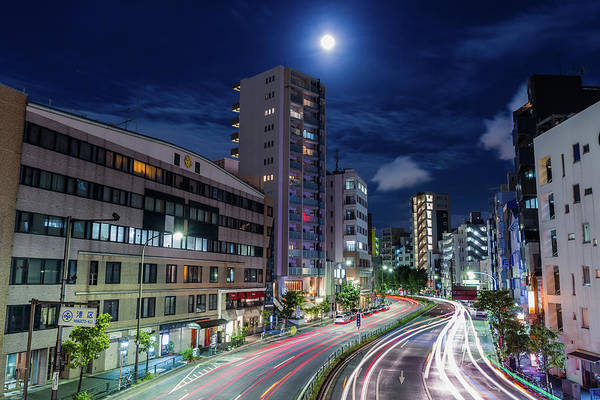 Ginza Wall Art - Photograph - Ginza by Michael Paul Photography