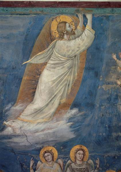 Wall Art - Photograph - Giotto, Stories Of The Passion The by Everett