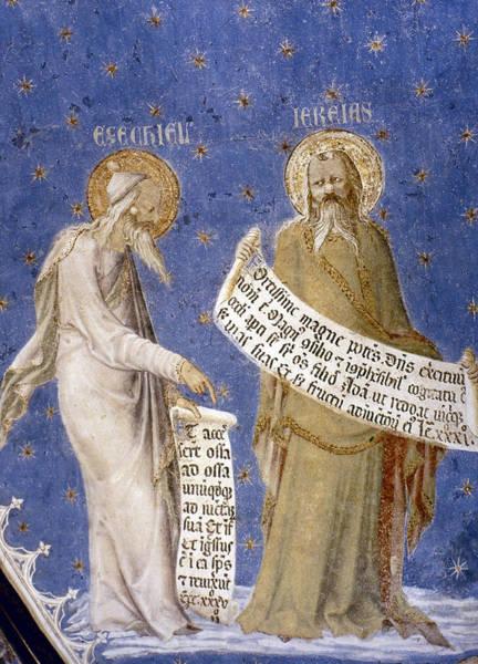 Painting - Giovanetti Ezekiel by Granger