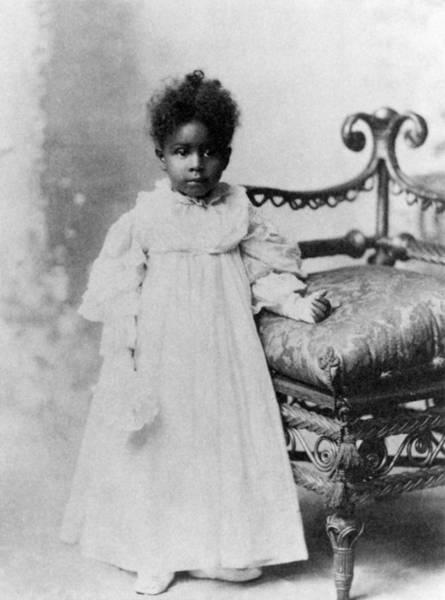Photograph - Girl, 19th Century by Granger