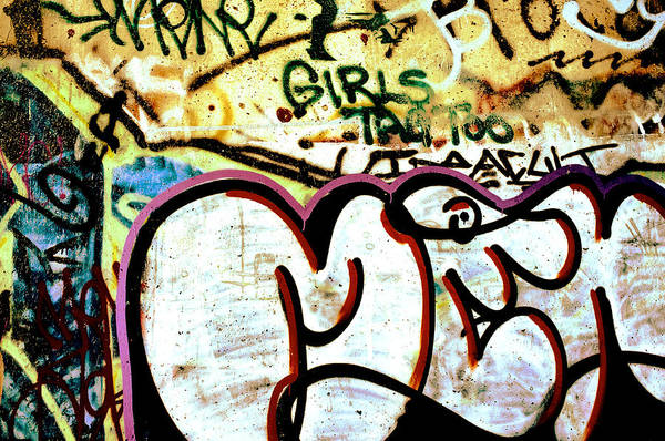 Photograph - Girls Tag Too by Trever Miller