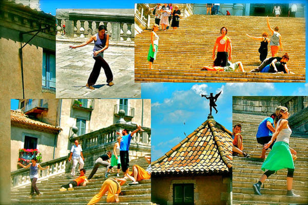 Photograph - Girona Dance by HweeYen Ong