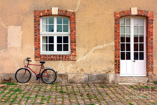 Wall Art - Photograph - Gitane by Olivier Le Queinec