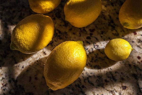 Photograph - Given Lemons by Peter Tellone