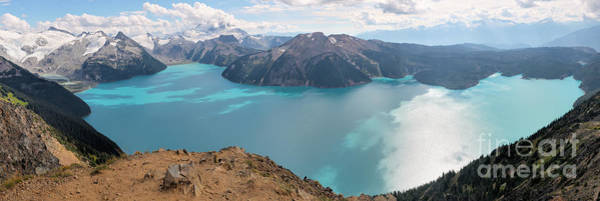 Photograph - Glacial Blue Waters At Garibaldi by Adam Jewell