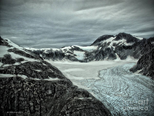 Photograph - Glacier by Beauty For God