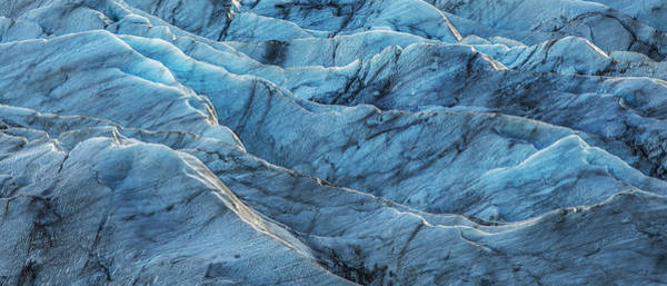 Online Art Gallery Photograph - Glacier Blue by Jon Glaser
