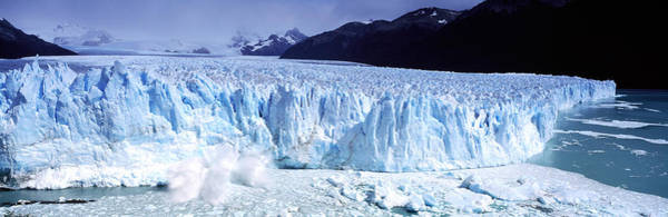 Glacier Bay Photograph - Glacier, Moreno Glacier, Argentine by Panoramic Images