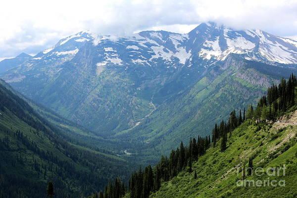 Photograph - Glacier Mountain by Carol Groenen