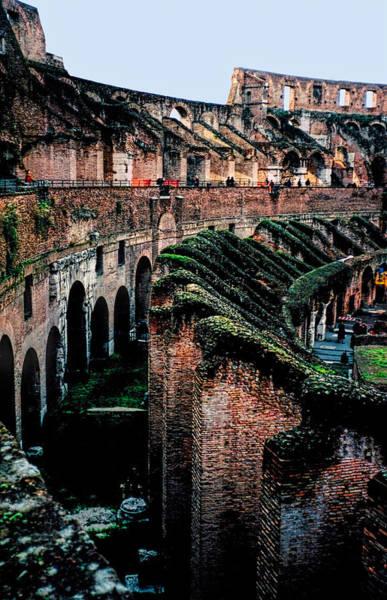 Photograph - Roman Colosseum by Donna Proctor