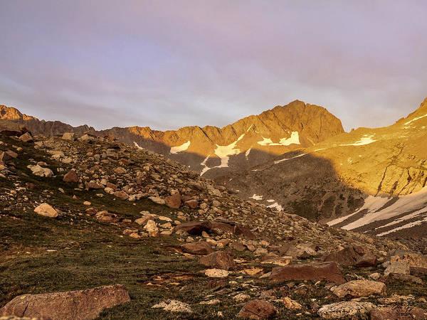 Gladstone Wall Art - Photograph - Gladstone Peak by Aaron Spong
